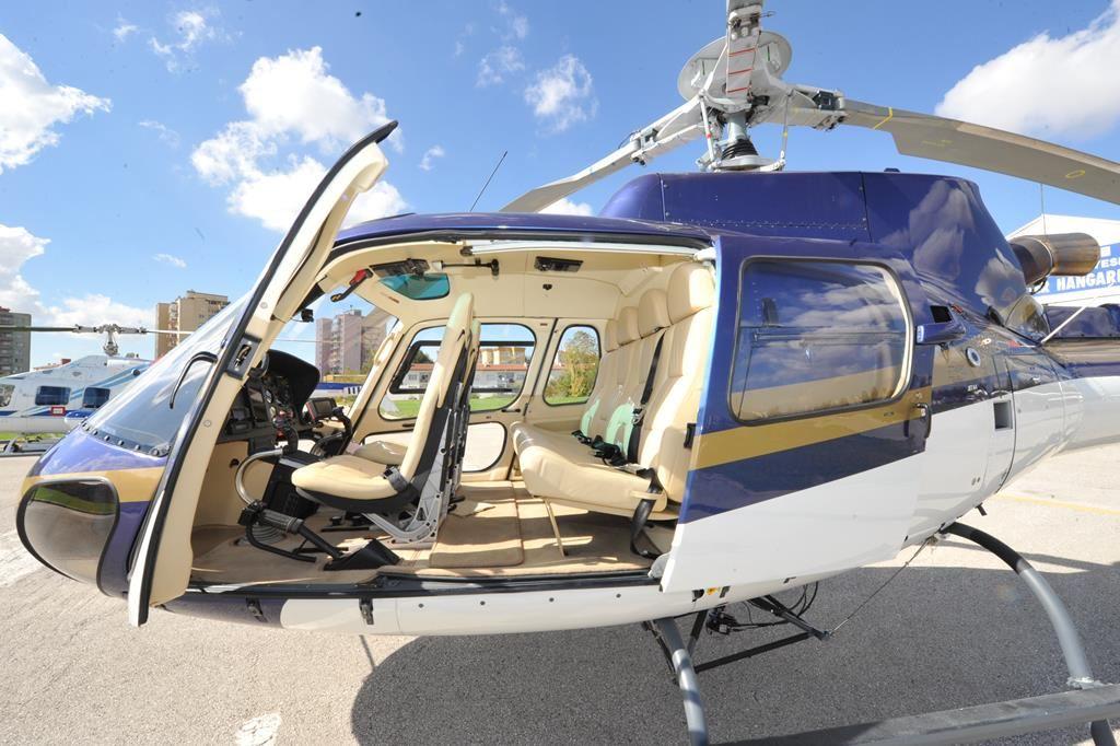2008 As350b3 Mach Ie